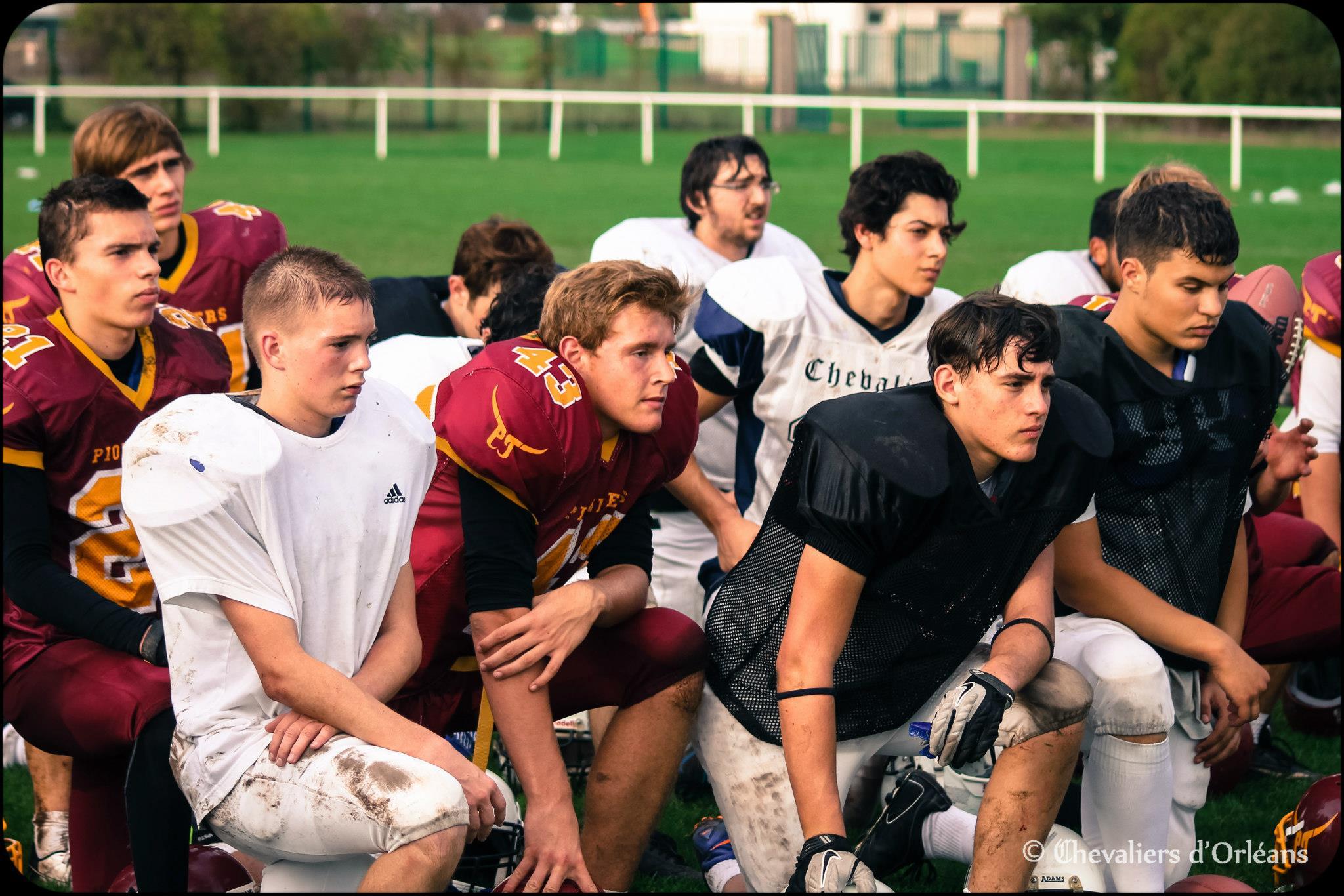 Sélections pour le Junior Bowl 2014